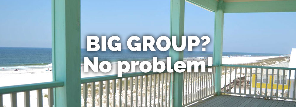 Large Group Vacations 66