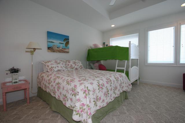 Beach Baby: Bedroom