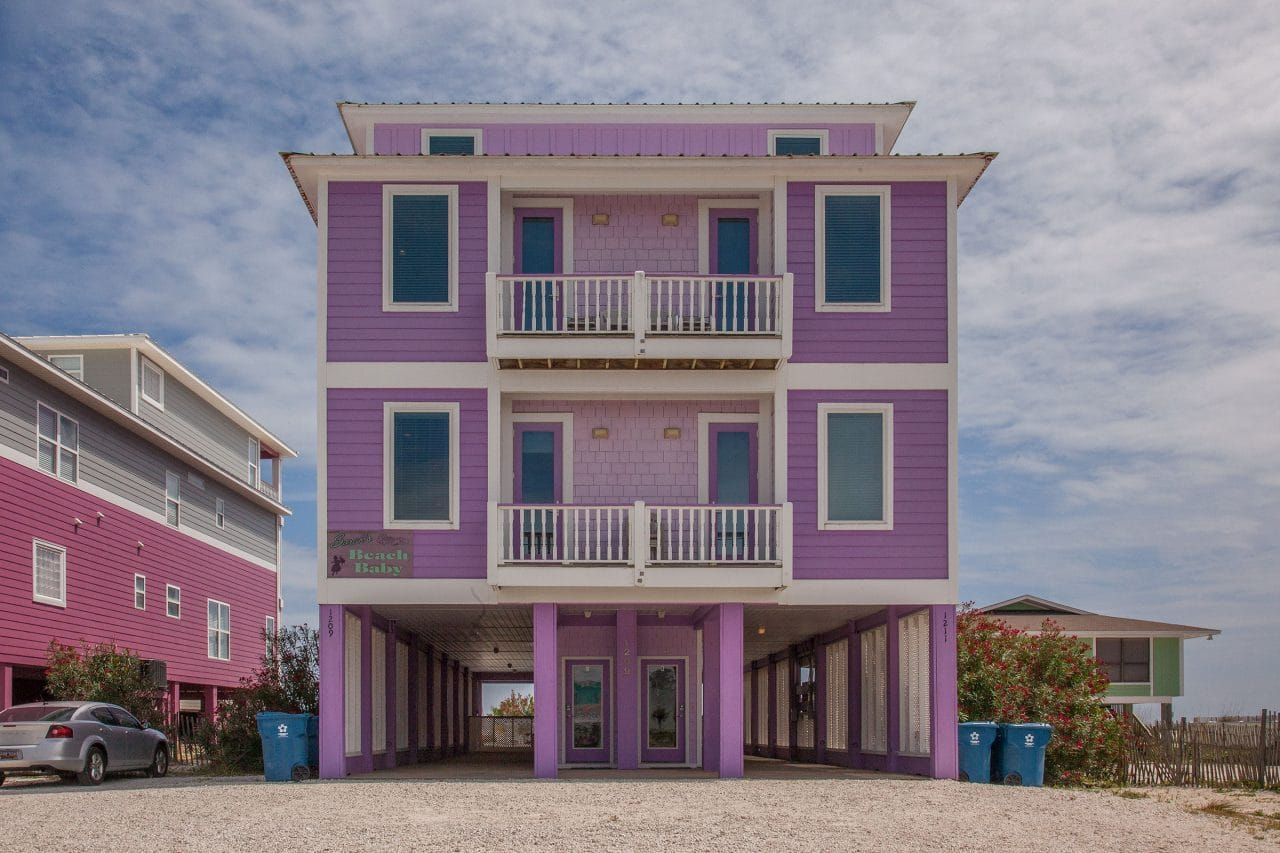 Beach Baby Exterior Photos