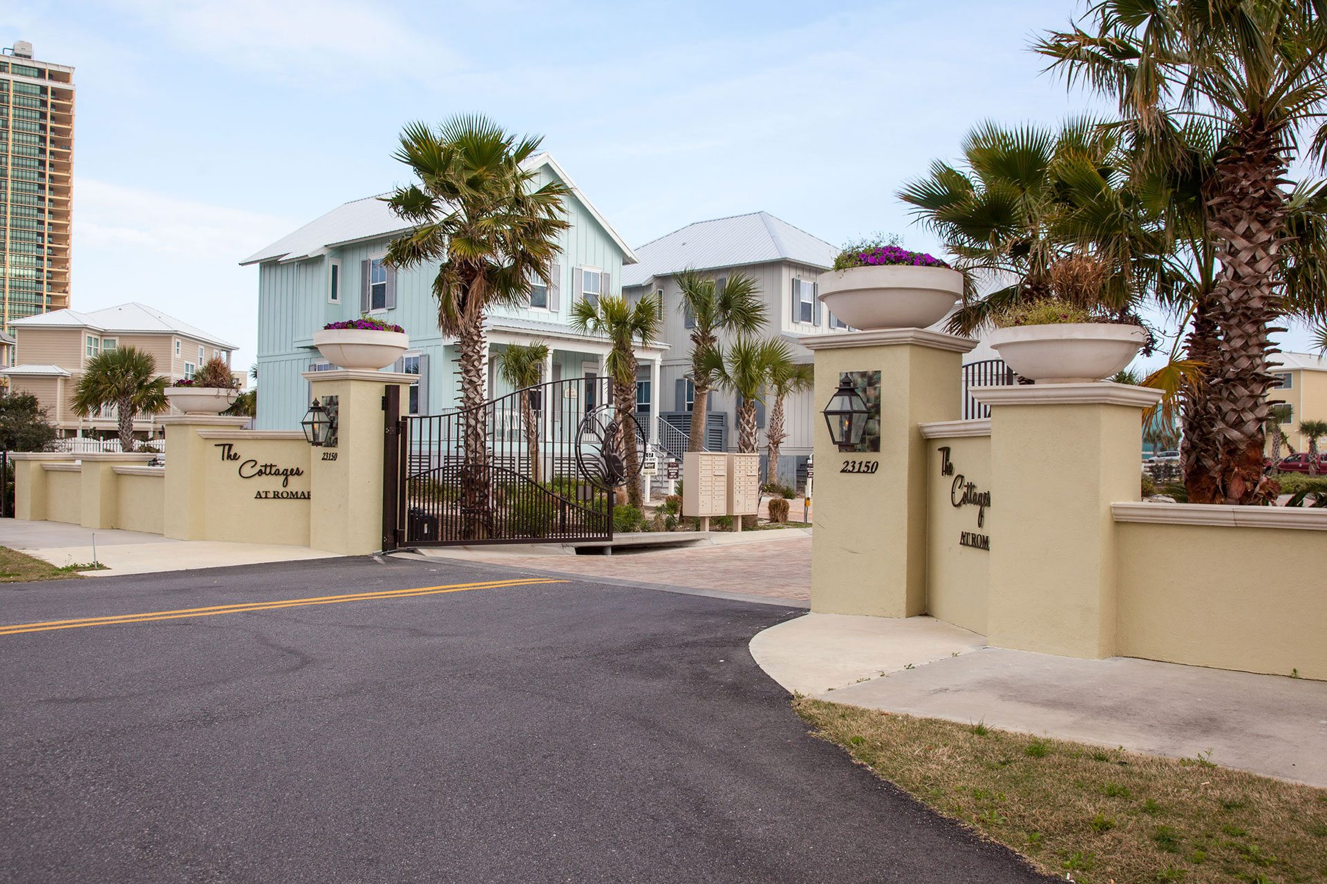 real blvd full image orange estate al property perdido beach cottages in of