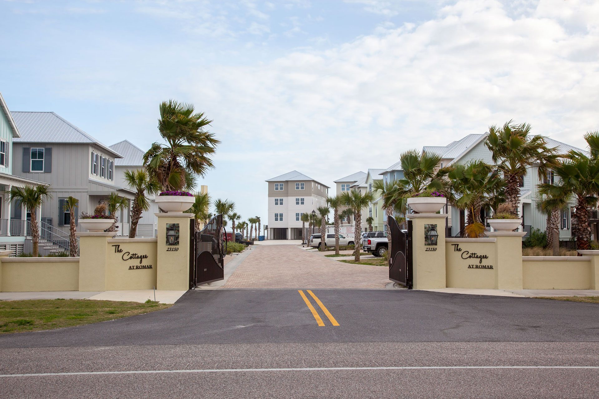 The Sapphire at the Cottages at Romar - On Gulf Shores