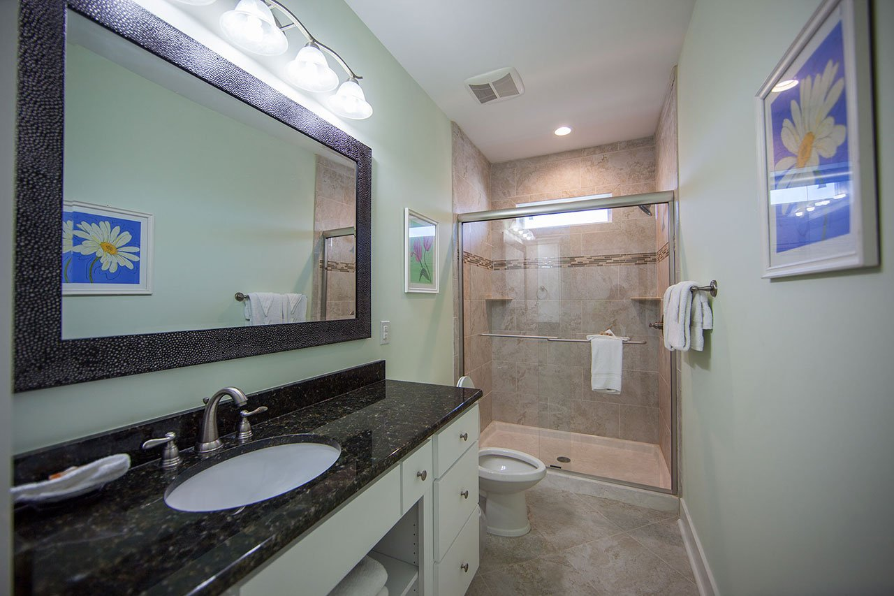 Pearl E 3rd Fl Gulfview Bedroom Bath On Gulf Shores