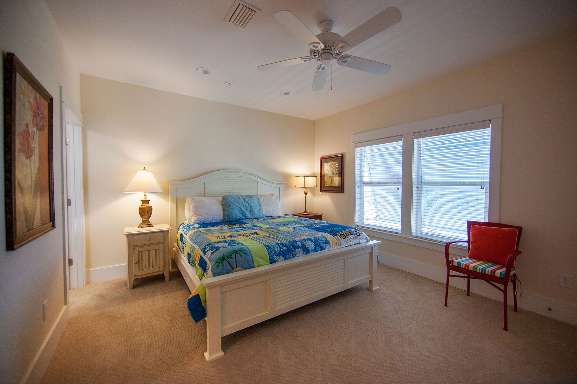 Pearl W 2nd Floor North Bedroom On Gulf Shores