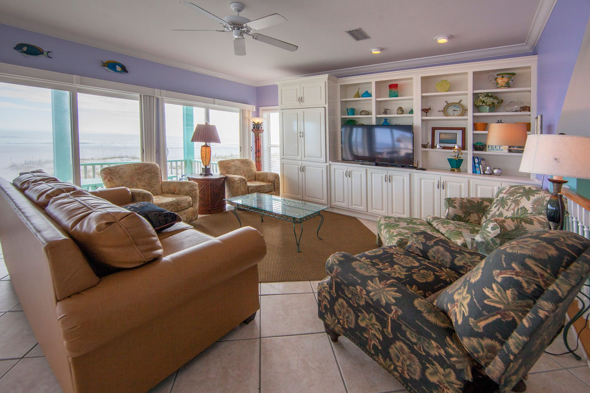 seafoam living room the seafoam on gulf shores 10923