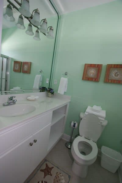 Shells I & II: Bathroom
