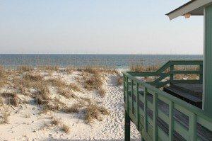 Summer Tide Deck View