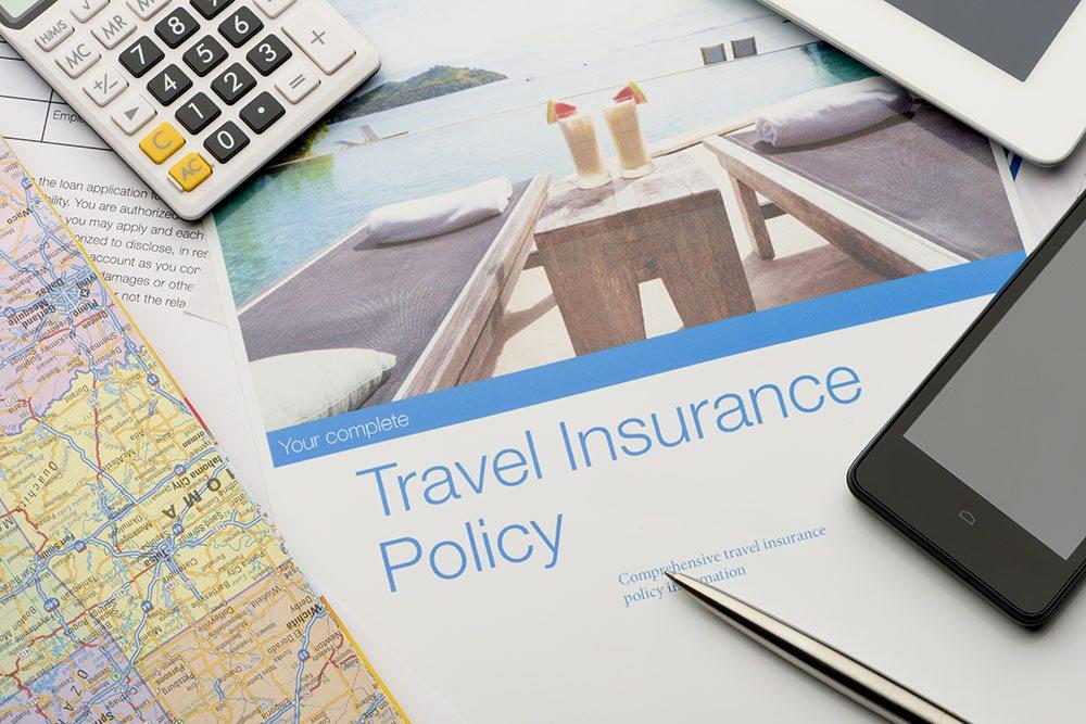 Orange Beach travel insurance information