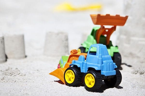 beach maintenance and construction